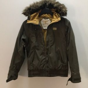🌧🌦Helly Hansen waterproof bomber jacket size S
